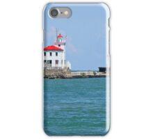 Tall Ship Enters Fairport Harbor iPhone Case/Skin