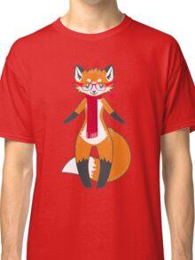 Nerdy Knitwear FOX Classic T-Shirt