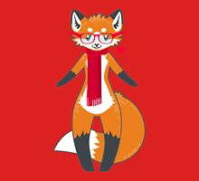 Nerdy Knitwear FOX T-Shirt