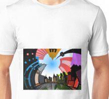 model city 2 Unisex T-Shirt