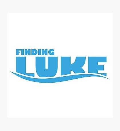Finding Luke Photographic Print