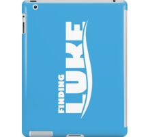 Finding Luke iPad Case/Skin