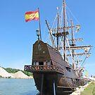 El Galleon Andulusia by Jack Ryan