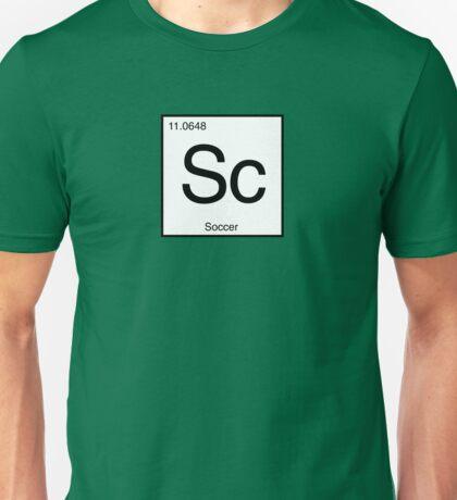 Sc for Soccer Element tshirt for Soccer fans Unisex T-Shirt