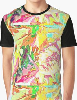 Fruits and flowers Graphic T-Shirt