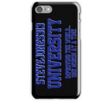 University Of SteveJones313  iPhone Case/Skin