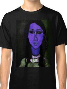 portrait of alice Classic T-Shirt