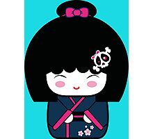 Kokeshi doll Photographic Print