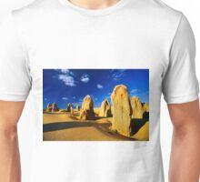 Pinnacles Desert, Nambung NP Unisex T-Shirt