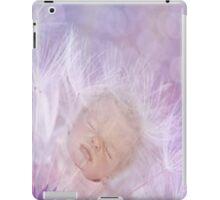 sleeping baby iPad Case/Skin