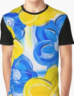 Floral in Springtime Graphic T-Shirt