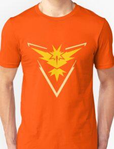 Pokemon GO - Team Instinct (Yellow) Unisex T-Shirt