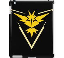 Pokemon GO - Team Instinct (Yellow) iPad Case/Skin