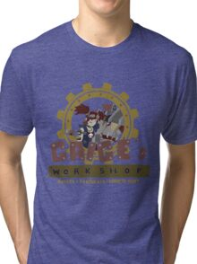 Gaige's Workshop Tri-blend T-Shirt