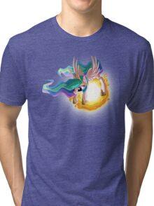 Celestia's Sun Tri-blend T-Shirt
