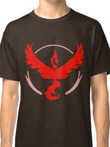 Pokemon GO - Team Valor (Red) Classic T-Shirt