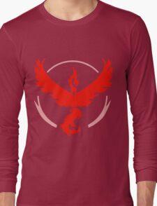 Pokemon GO - Team Valor (Red) Long Sleeve T-Shirt