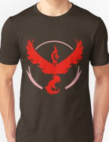 Pokemon GO - Team Valor (Red) Unisex T-Shirt