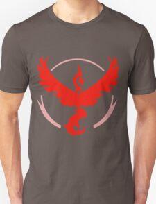 Pokemon GO - Team Valor (Red) Unisex T-Shirt