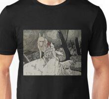 Forest Mononoke Unisex T-Shirt