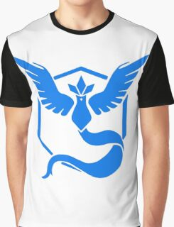 Pokemon GO - Team Mystic (Blue) Graphic T-Shirt