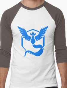 Pokemon GO - Team Mystic (Blue) Men's Baseball ¾ T-Shirt
