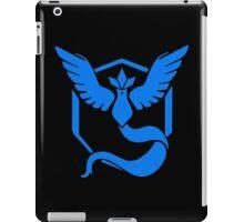 Pokemon GO - Team Mystic (Blue) iPad Case/Skin