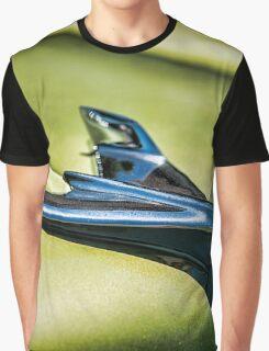 Classic Chevy Hood Ornament Graphic T-Shirt