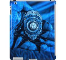 I Still Bleed Blue iPad Case/Skin