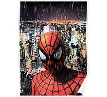 The Amazing Spider-Man romita Poster