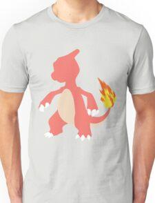 Kanto Starters - Charmeleon Unisex T-Shirt