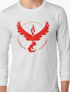Pokemon Go Valor Shirt Long Sleeve T-Shirt