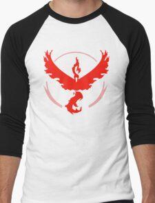 Pokemon Go Valor Shirt Men's Baseball ¾ T-Shirt