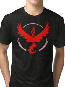 Pokemon Go Valor Shirt Tri-blend T-Shirt