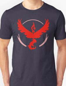 Pokemon Go Valor Shirt Unisex T-Shirt