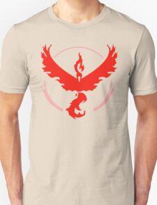Pokemon Go Valor Shirt Unisex T-Shirt