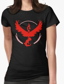 Pokemon Go Valor Shirt Womens Fitted T-Shirt