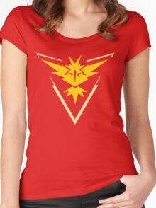 Pokemon Go Instinct Shirt Women's Fitted Scoop T-Shirt
