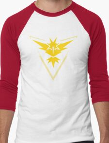 Pokemon Go Instinct Shirt Men's Baseball ¾ T-Shirt