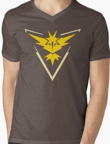 Pokemon Go Instinct Shirt Mens V-Neck T-Shirt