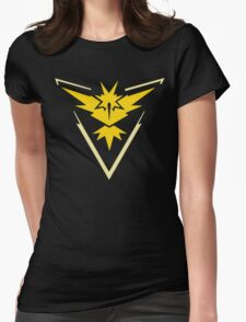 Pokemon Go Instinct Shirt Womens Fitted T-Shirt