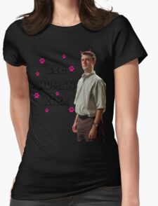 Human Kirk Womens Fitted T-Shirt