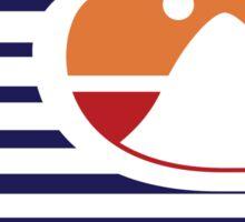 Quiksilver - RETRO logo Sticker
