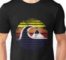 Quiksilver - RETRO logo grunge Unisex T-Shirt