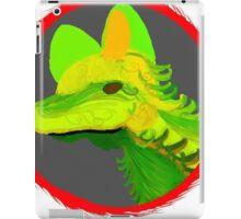 Fernhound iPad Case/Skin