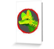 Fernhound Greeting Card