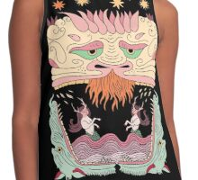 Dragons & Mermaids Contrast Tank
