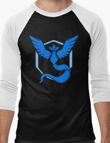 Pokemon Go Mystic Shirt Men's Baseball ¾ T-Shirt