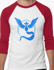 Pokemon Go Mystic Shirt Men's Baseball ¾ T-Shirt