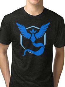 Pokemon Go Mystic Shirt Tri-blend T-Shirt